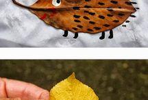 Luonto askartelu