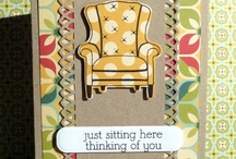 Cards - Chairs / by Brenda Jennings