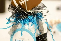 Football baby shower erin / by Janell Shima