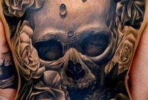 3 D Tattoo Art Illusions / Love of Art