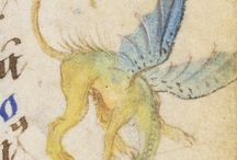 Winged Creatures / Angels, dragons, & other winged creatures.