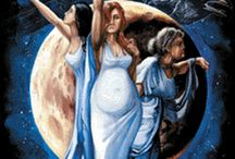 maiden - mother - crone