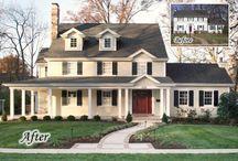 Exterior Home Renovation Ideas / by Jessica Hartmann
