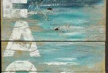ξήλα θαλάσσης ζωγραφιά