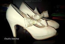 Zapatos de Novia y fiesta / Novias -  15 Años