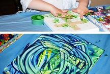Arts and craft for Sunday kids