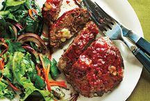Foodalicious - Meatloaves & Meatballs