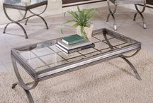 Top-5 Glass Coffee Table Decorating Ideas