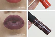 lipsticks colors