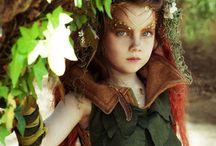 Elfy - inspiracje do stroju