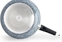 Stonetec 11 Inch Granite Frying Pan / The Stonetec Granite 11 Inch Frying Pan is A Stat-Of-The-Art Pan That Will Change How You Buy & Use Cookware Forever.