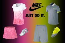 Colectia Nike Advantage- explozie de culoare! / Colectia Nike Advantage se gaseste acum si in showroom-ul teniSShop sau pe http://www.tenisshop.ro/