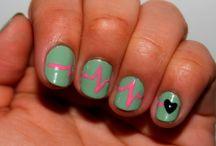Nails  / by Tiffany Raborn