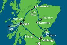Visita a Scotland