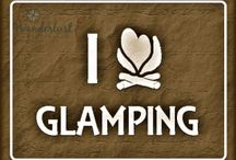 Camping/ Glamping / Trying to get in touch with my inner camping diva.   / by I'vana