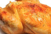 European & Western Roasted Beef Nd Chicken