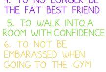 fitness, health etc.