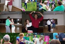 Collages / Pictures from our Throwback Thursdays and Other events