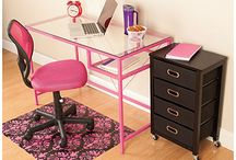 Alyssa Room Makeover (one day) / by Michelle Zimmerman Huff