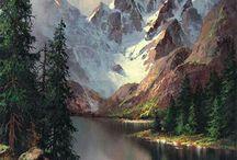 dağ göl