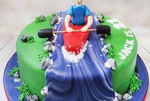 Kayak cakes