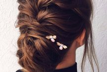 Plaited hair styles / Hey guys! These hair styles very fashionable. If you like it follow me