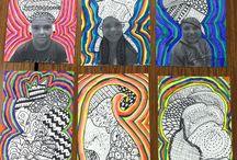 portrett 1.-4. klasse