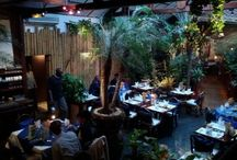 Restaurants and clubs in the world