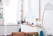 Beautiful Interiors / Interiors and clever ideas