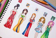 Drawings merken