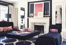 Decorating Inspiration - Living Rooms / by Gani B.
