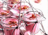 recette à la rose