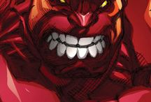 MARVEL ∙ Red Hulk