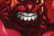 MARVEL ∙ Red Hulk