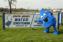 "Drip the Water Drop / ""Drip"" our mascot, creates awareness and educates on the local water concerns in New Jersey."