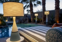 """My Luxury """"Live Anywhere"""" Wireless Outdoor Table Lamps Everywhere! www.liveanywhereinc.com"""