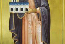 Iconografie Sfinte Femei-octombrie