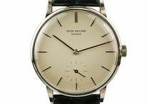 Vintage watches & clocks