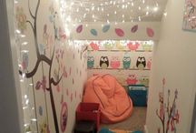 tiny playroom ideas