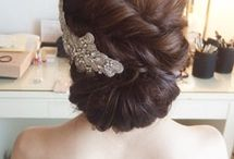 ❤︎wedding hair❤︎