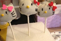 Cake Pops and other scrumptious yummies  / by Erin Erdos
