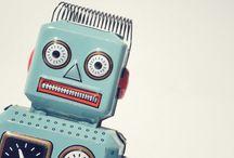 Artificial Intelligence & Bots / by Eugen Schoen