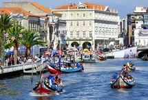 Aveiro e Coimbra - Charm and Romanticism