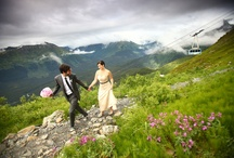 Alaska Weddings / Alaska Weddings ~ Alaskan Style Weddings...Weddings in Alaska