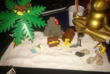 lego zen garten