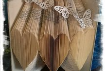 Paper Folding Books Free Pattern