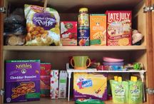 Snacks for Kids / Healthy, creative snacks for kids you don't have to feel guilty about.