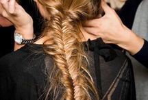Penteados / Prenda, amarre, torça... solte a criatividade e os cabelos!