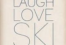 Skiing quotes / The best skiing quotes