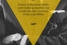 Did you know? / Fashion and style related curiosities